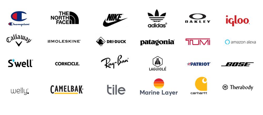 Retail Brand Logos